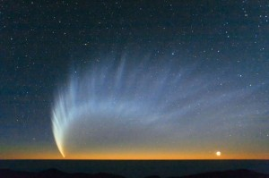 Comet  McNaught, Chile... 2007