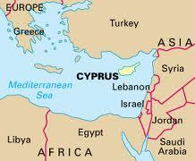 Cyprus in its Neighborhood