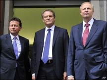 BP Executives