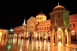 Damascus in Syria tourism destinations
